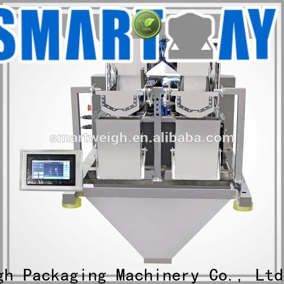 Smart Weigh Pack durable linear weigher packing machine for food packing