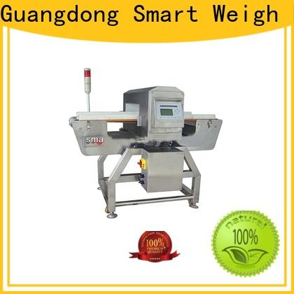 Smart weigh inspection equipment order now for food packing