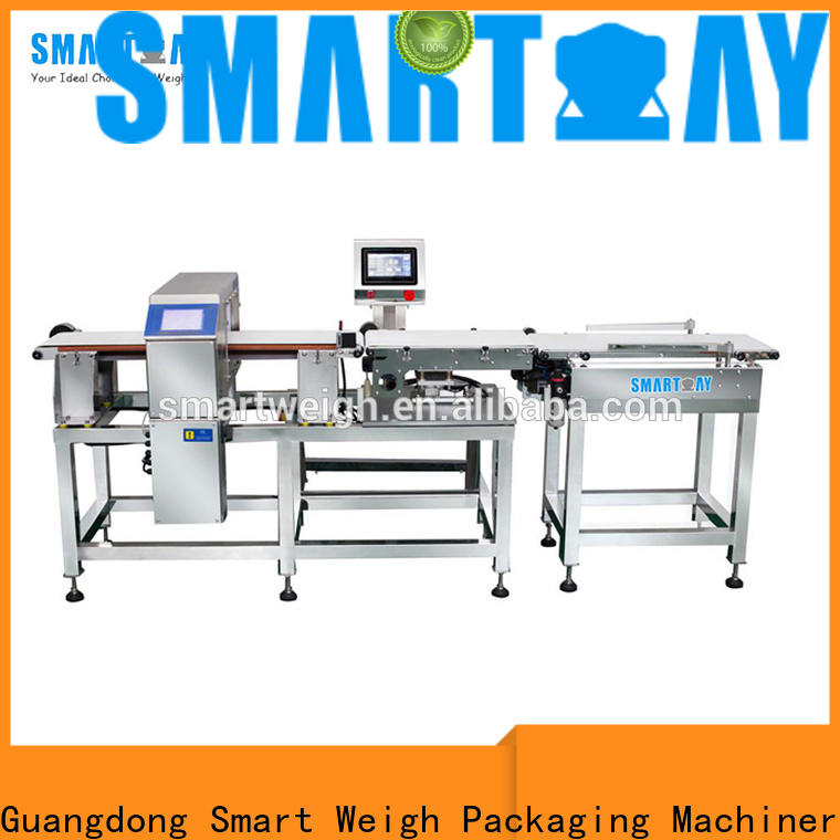 Smart Weigh Pack buy metal detector free quote for food weighing