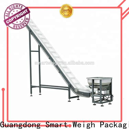 Smart Weigh Pack easy operating conveyor machine factory price for food weighing