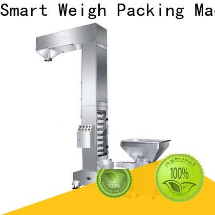 new rotating conveyor table China manufacturer for food packing