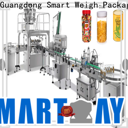 Smart Weigh Pack automatic bottle filling machine company for meat packing