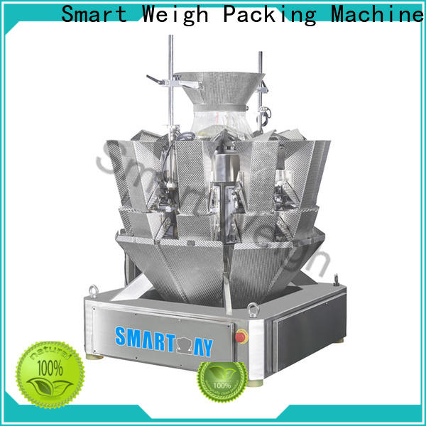 Smart Weigh Pack high-quality linear multihead weigher order now for food labeling