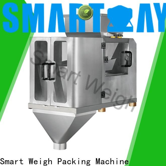 Smart Weigh Pack 4 head linear weigher from China for food weighing