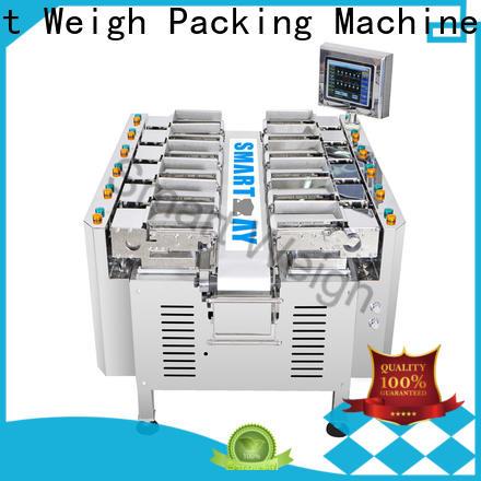Smart Weigh Pack Smart weigh sealing machine customization for foof handling