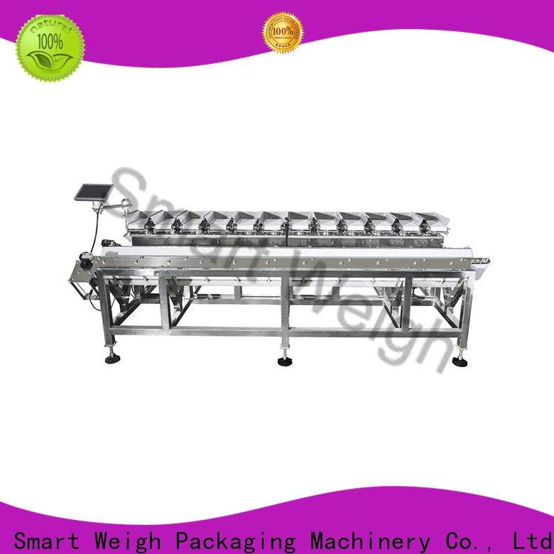 Smart Weigh Pack steady automatic combination weighers for business for food packing