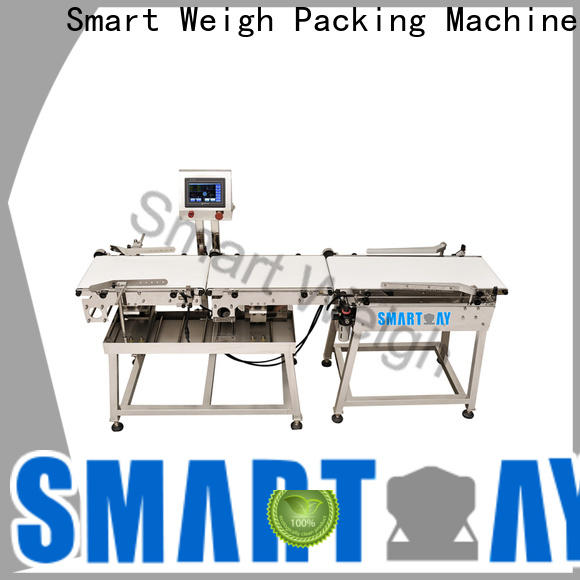 Smart Weigh Pack check weigher order now for food weighing