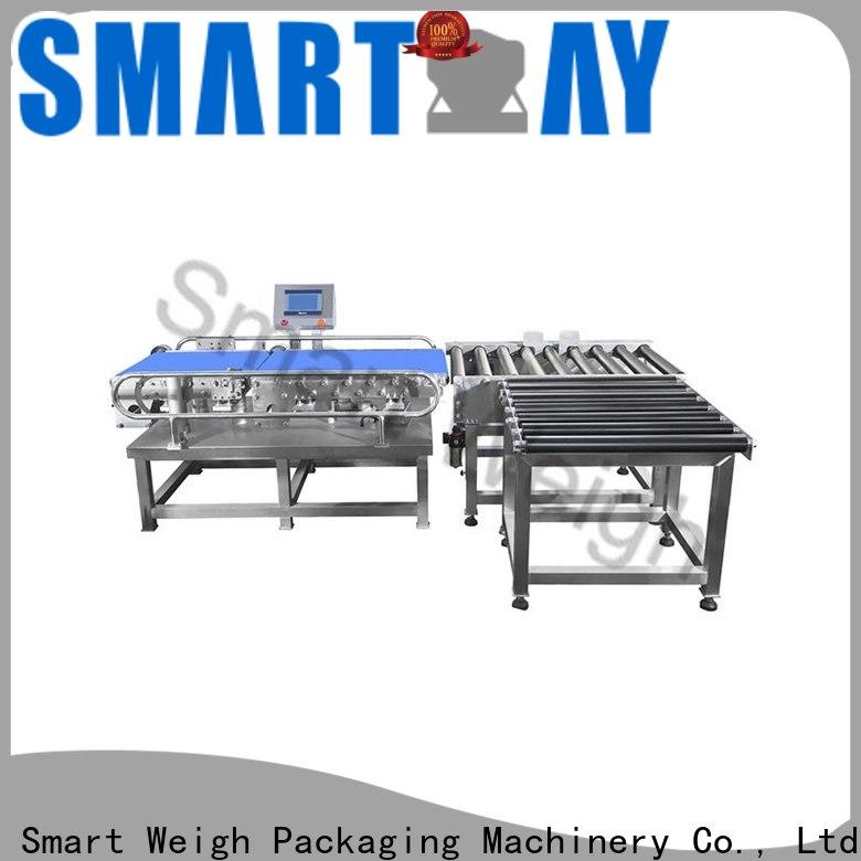 Smart Weigh Pack adjustable automatic inspection system factory price for foof handling