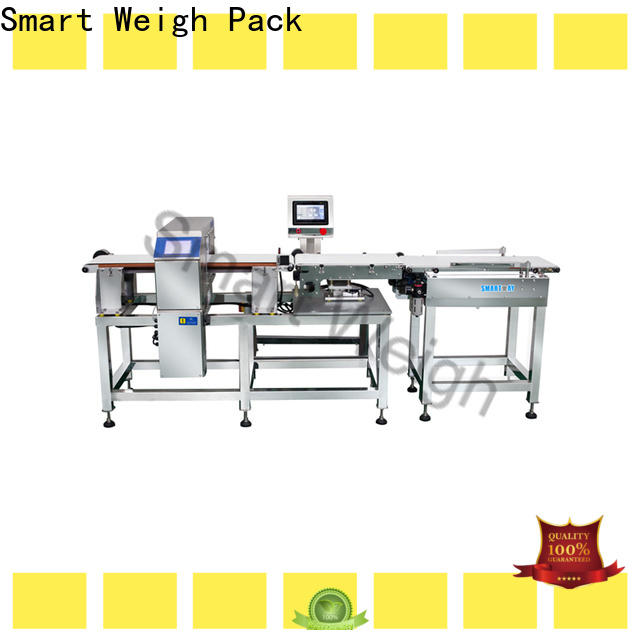 Smart Weigh Pack with good price for foof handling