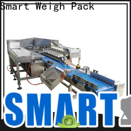 Smart Weigh Pack combination head weigher company for foof handling