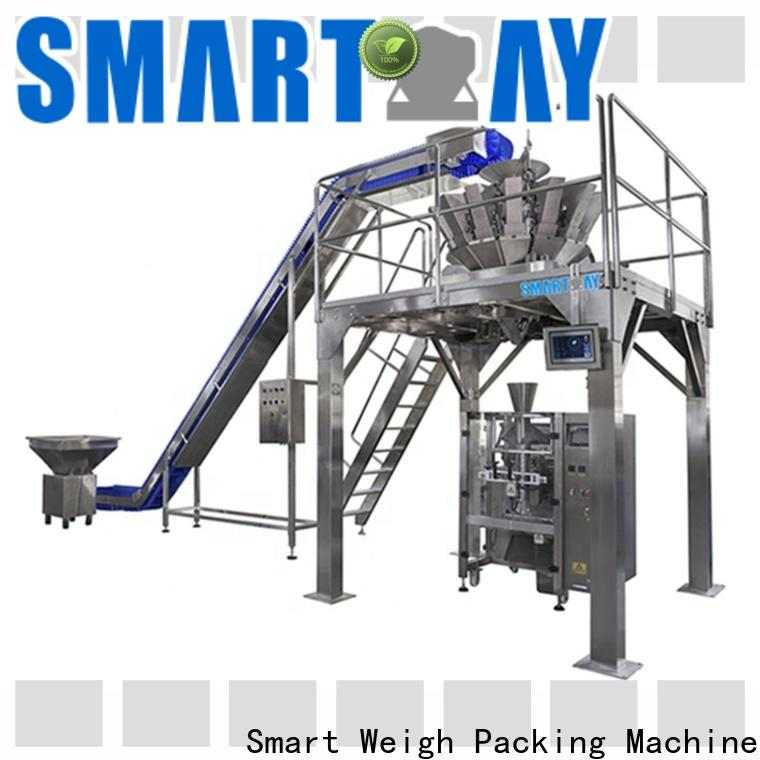 Smartweigh Pack bag packing machine customization for food packing