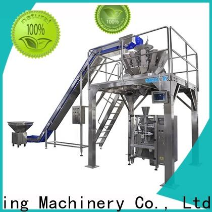 Smartweigh Pack packaging machine manufacturers suppliers for food weighing