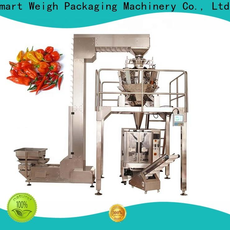 Smartweigh Pack safety packaging machinery uk for food packing