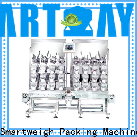 Smartweigh Pack tea bag packaging machine company for food labeling