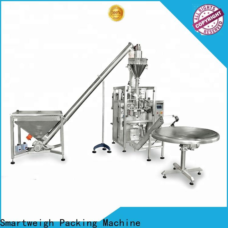 Smartweigh Pack machine packing sugar suppliers for foof handling