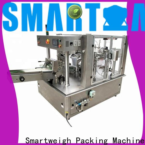 Smartweigh Pack food filling machine for salad packing