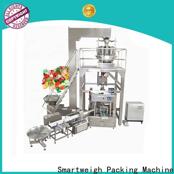 Smartweigh Pack linear weigher packing machine for business for food packing