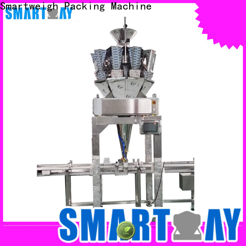 Smartweigh Pack Smart weigh liquid filling machine for business for frozen food packing
