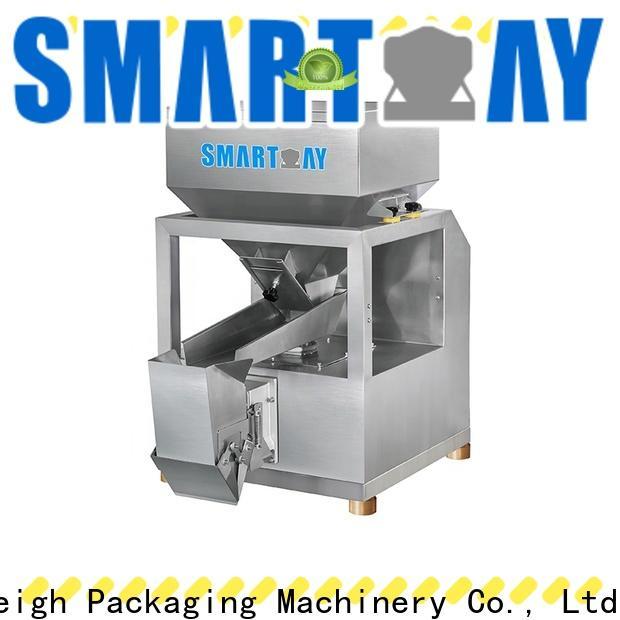 Smartweigh Pack adjustable multihead weigher free design for food labeling