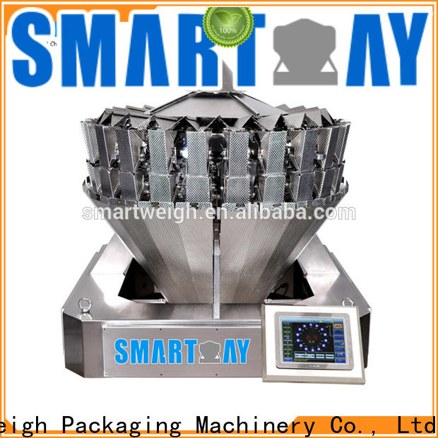 precise checkweigher supply for foof handling