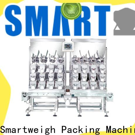Smartweigh Pack steady multihead weigher for food weighing