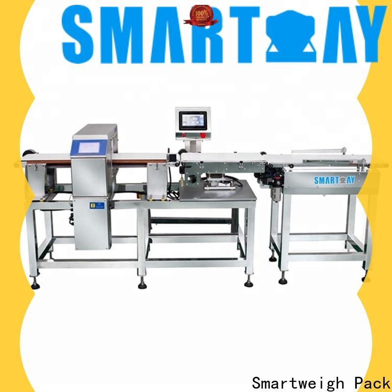 Smartweigh Pack metal detectors conveyor systems in bulk for food labeling