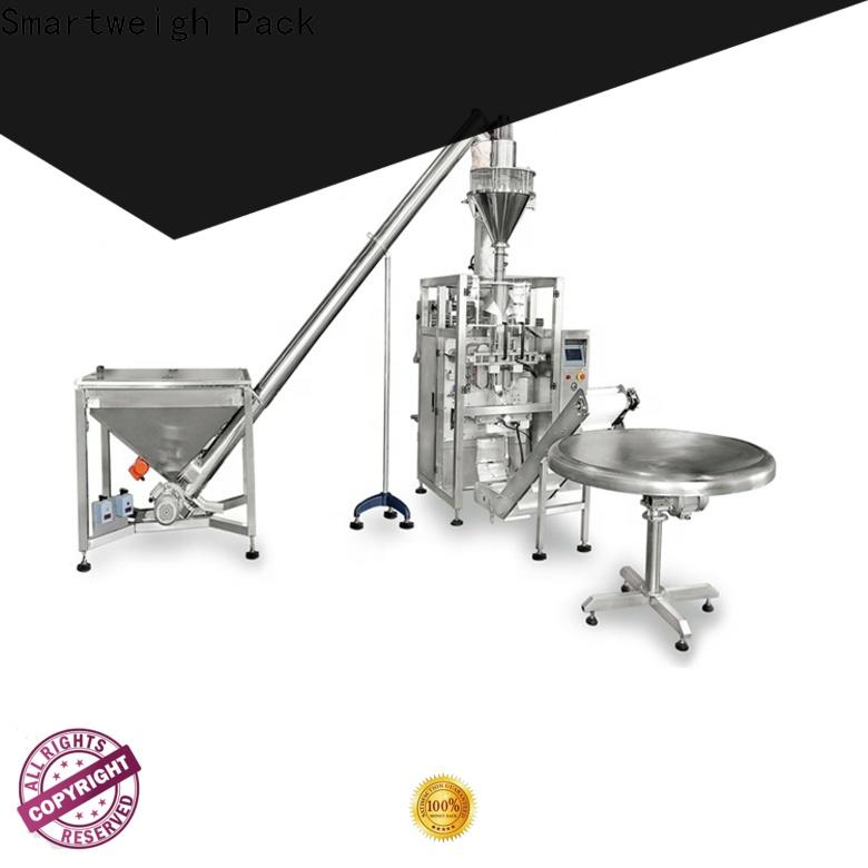 Smartweigh Pack washing powder packing machine price factory for frozen food packing