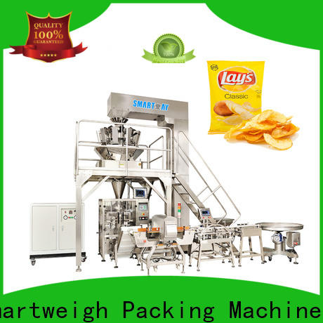 Smartweigh Pack automatic vertical packing machine manufacturers for meat packing