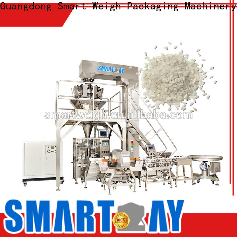 Smartweigh Pack vertical packing machine company for salad packing