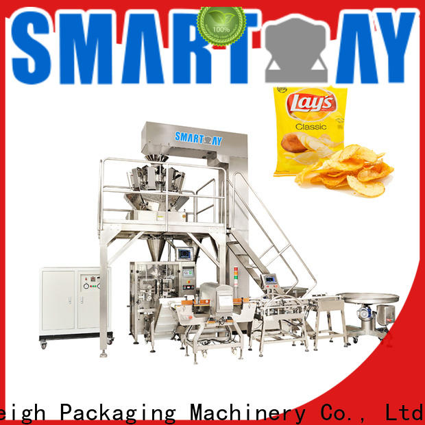 Smartweigh Pack vertical form fill seal machine suppliers for food weighing