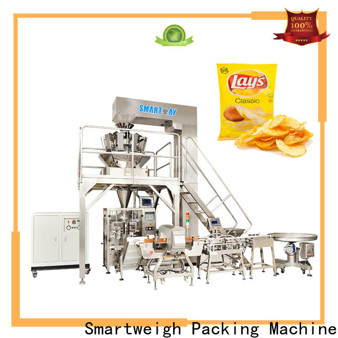 latest vertical form fill seal packaging machines factory for chips packing