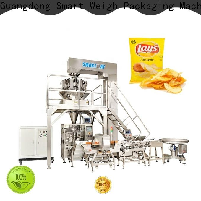 Smartweigh Pack automatic vertical packing machine for chips packing