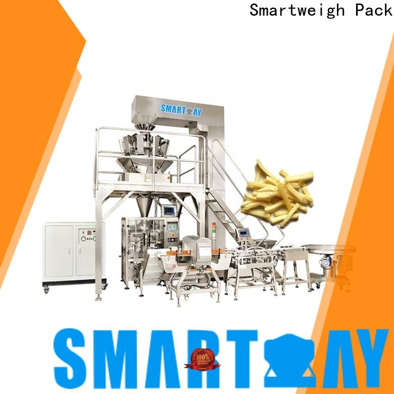 new vertical pouch packing machine suppliers for chips packing