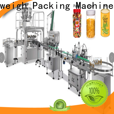 high-quality liquid filling machine manufacturers company for food weighing