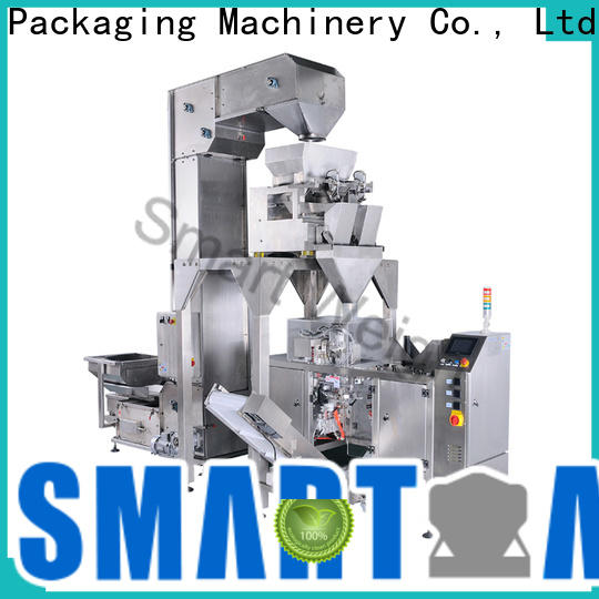 Smartweigh Pack best mini doy pouch packing machine manufacturer on sale
