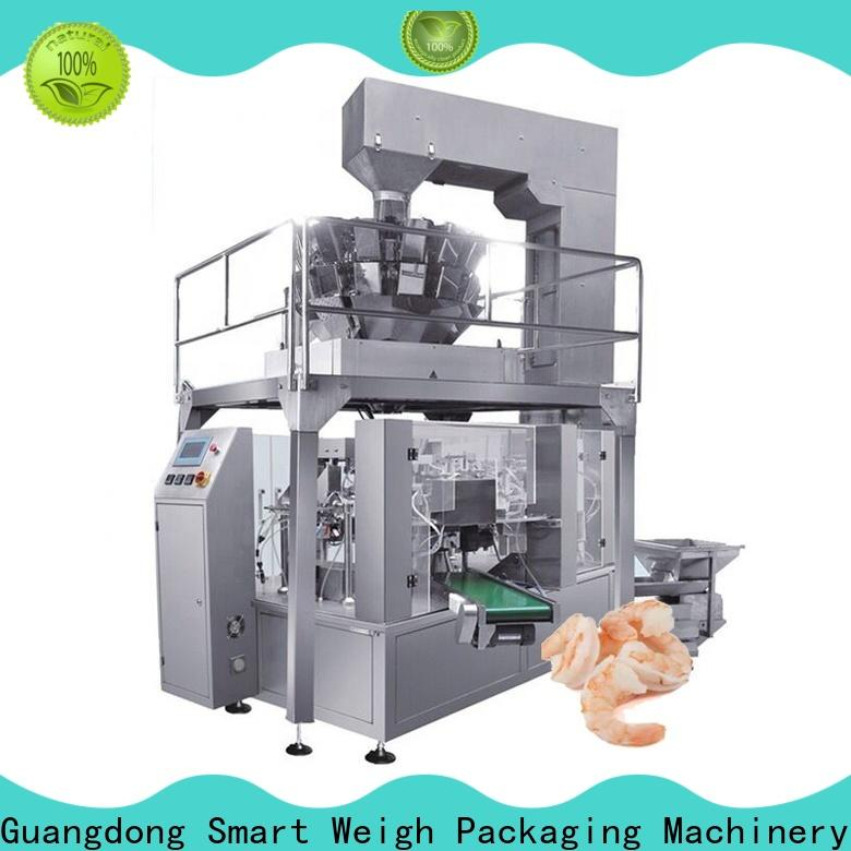 Smartweigh Pack top linear weigher packing machine for business for food weighing