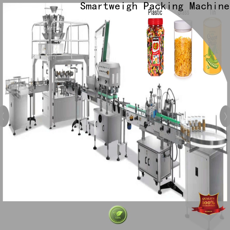 Smartweigh Pack filling packing machine manufacturers for meat packing