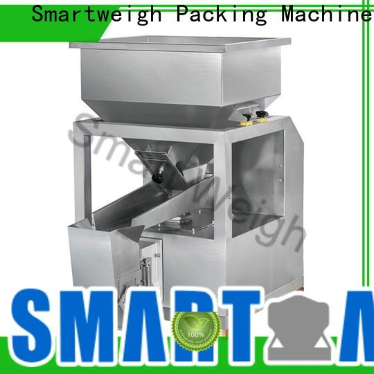 Smartweigh Pack steady automatic weighing and filling machine directly sale for food labeling