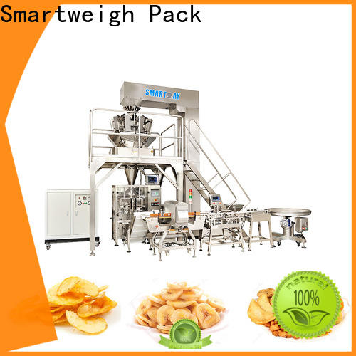 latest vertical form fill seal packaging machines manufacturers for food weighing