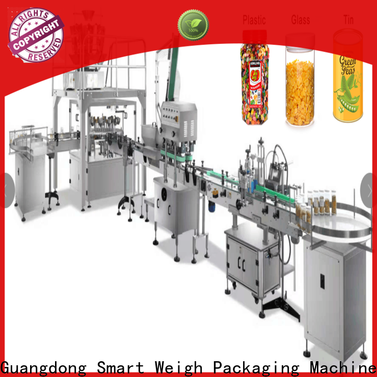top filling machine manufacturers factory for food packing