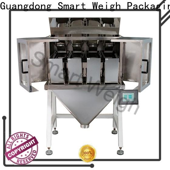 Smartweigh Pack affordable 2 head linear weigher with good price for food labeling