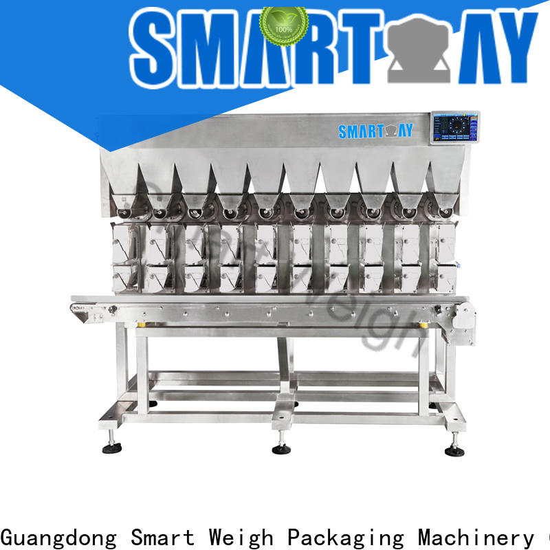 Smartweigh Pack metal detector factory price for food weighing