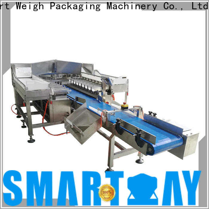 Smartweigh Pack combination weigher factory price for food labeling