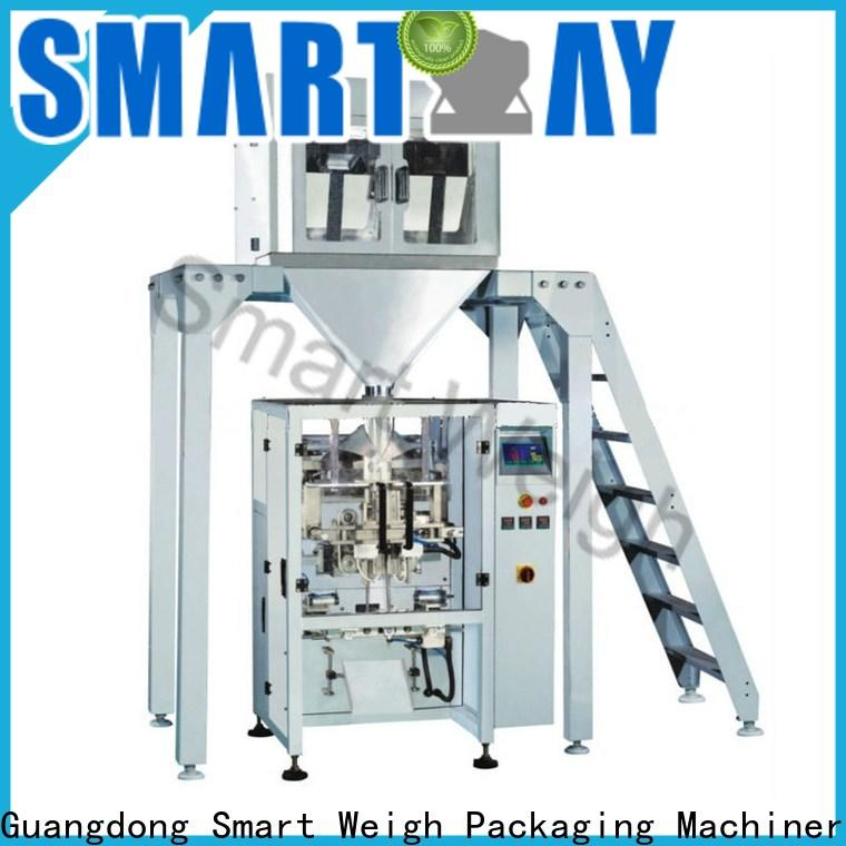 Smartweigh Pack vertical vacuum packaging machine supply for food packing