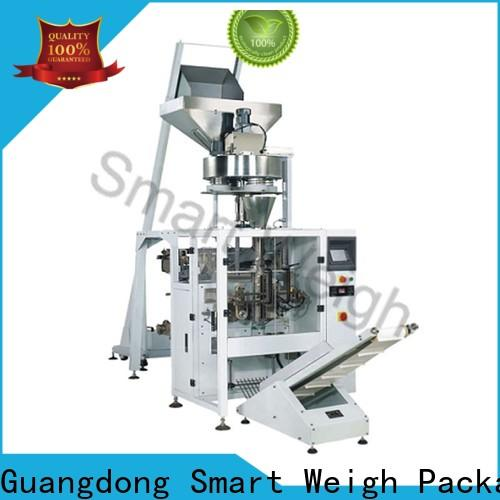top vertical bagging machine supply for food weighing