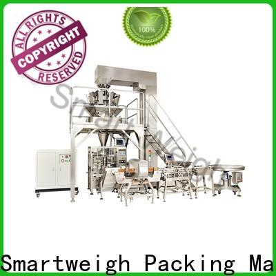 Smart weigh seal packing machine supply for food weighing