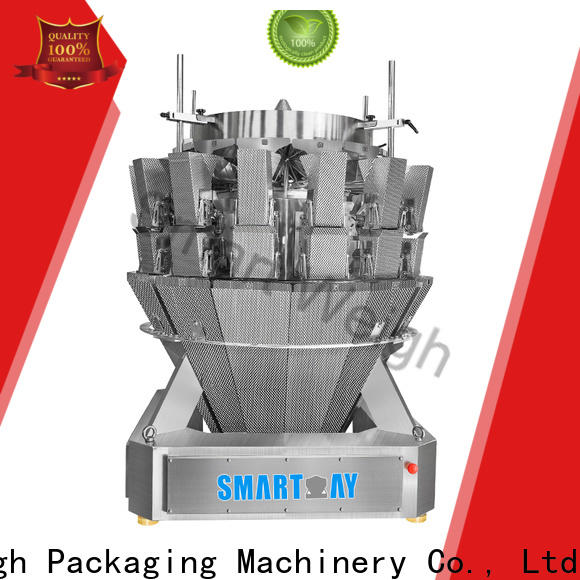 Smartweigh Pack weighing and packing machine suppliers for food packing