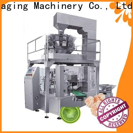 Smartweigh Pack Smart weigh automatic bagging machine company for food weighing