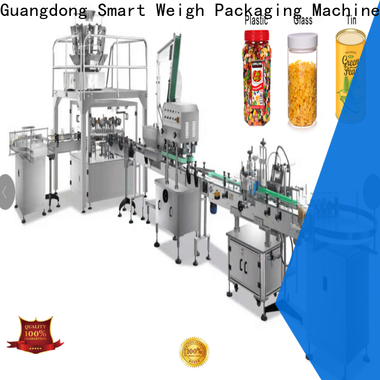 Smartweigh Pack bottle filling equipment company for meat packing