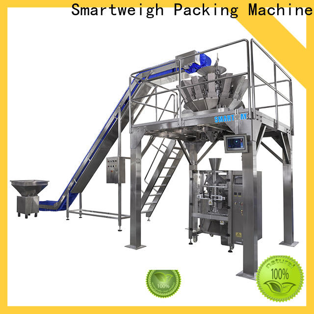 Smartweigh Pack vertical packaging machine supply for salad packing
